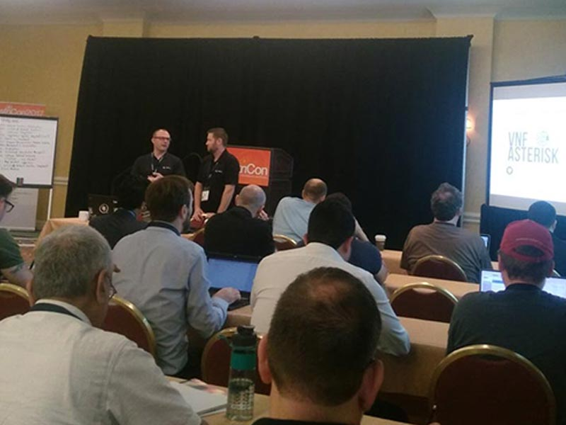 One of the workshop on AstriCon